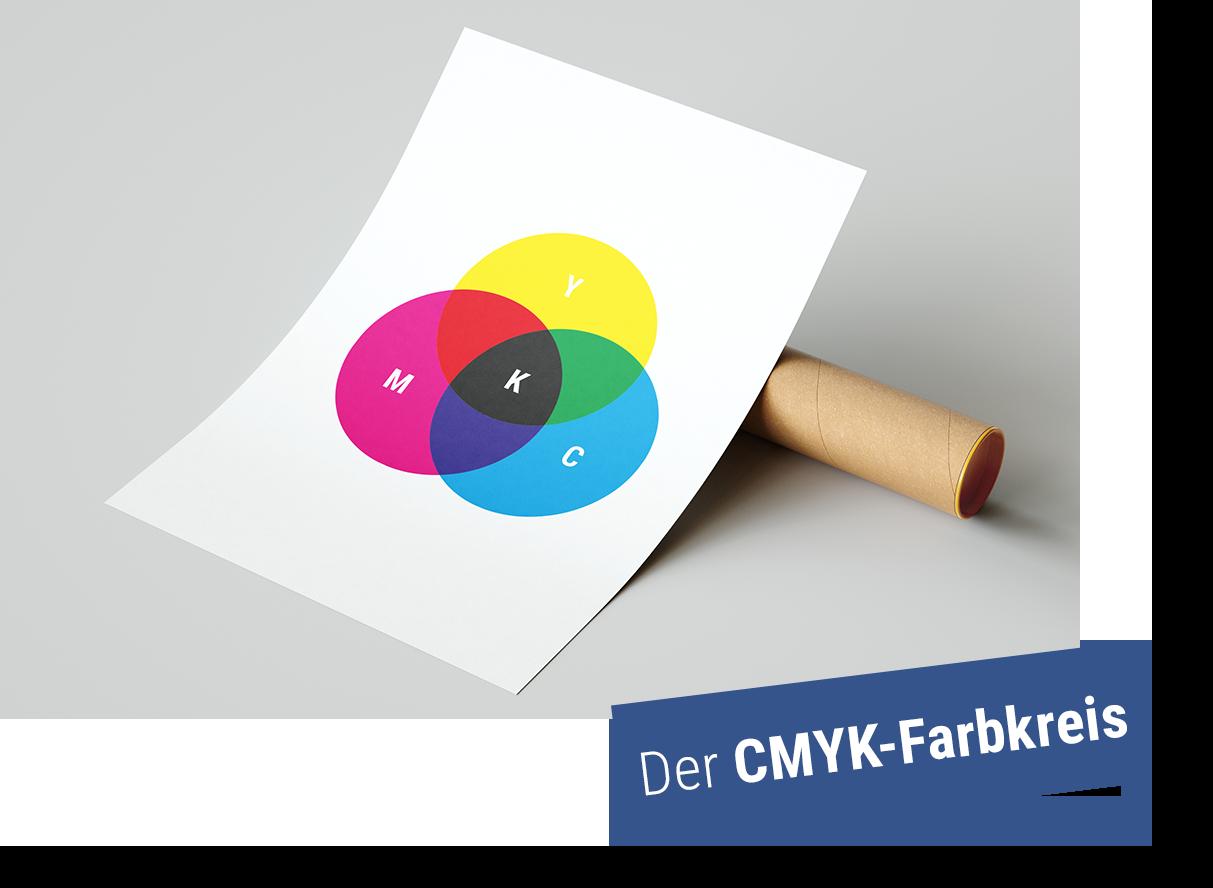 Klare Linien || Blog || RGB vs. CMYK