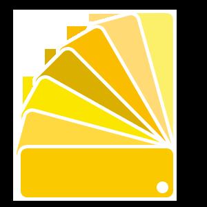 Klare Linien    Blog    Wirkung von Farben – Gelb