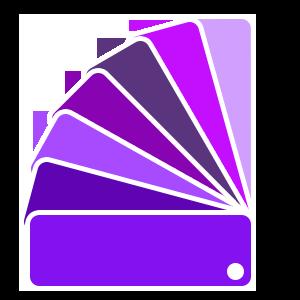 Klare Linien    Blog    Wirkung von Farben – Violett