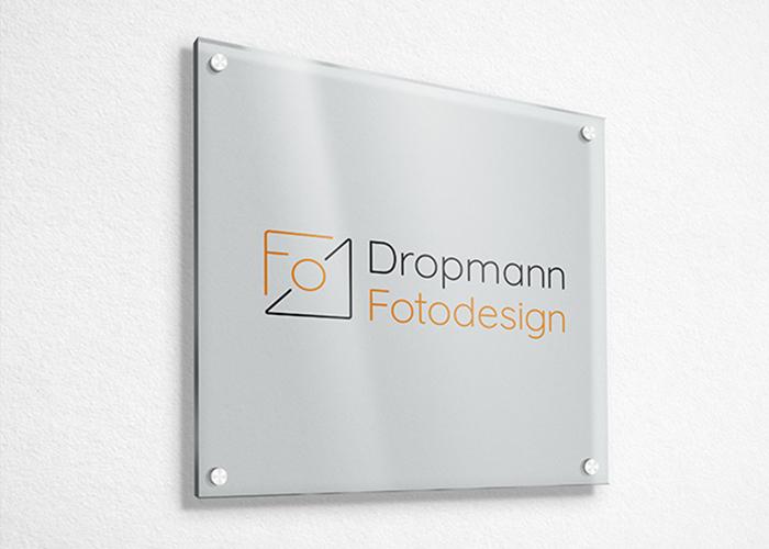 Klare Linien || Portfolio || Dropmann || Logo