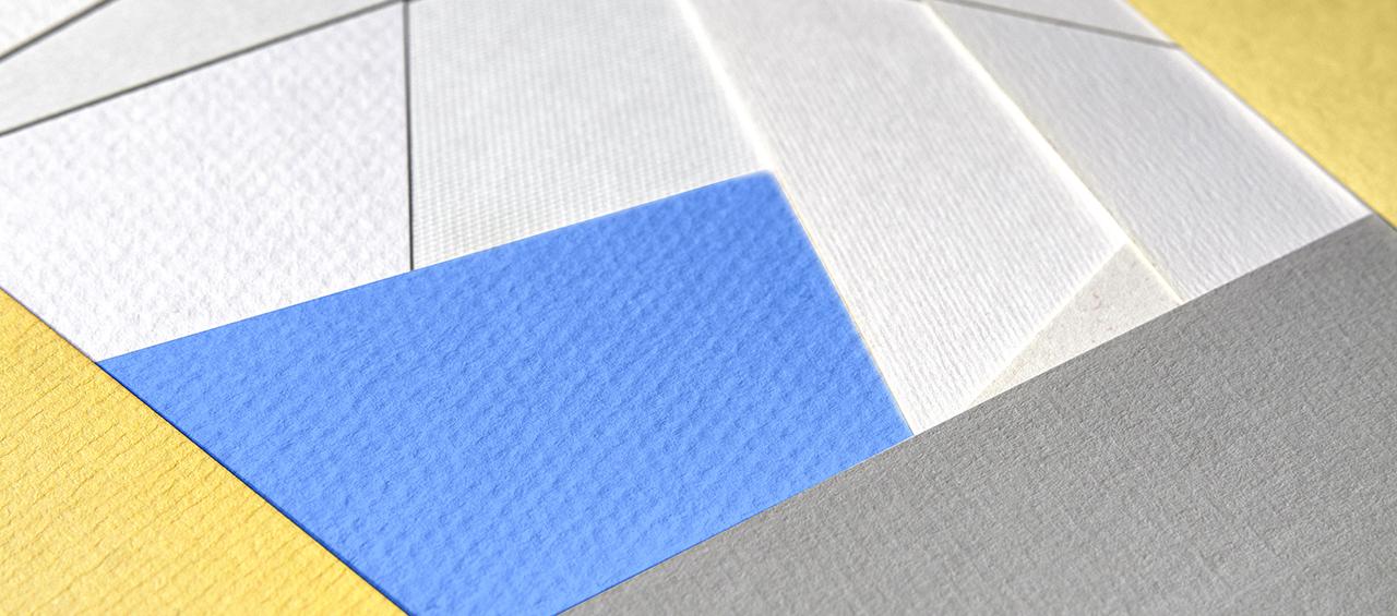 Klare Linien || Blog || Die Wahl des richtigen Papiers